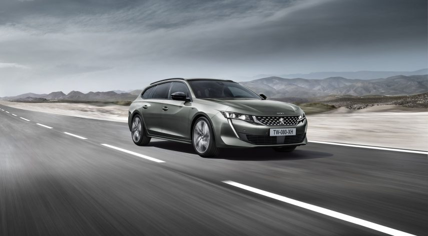 Peugeot 508 SW, el familiar razonable