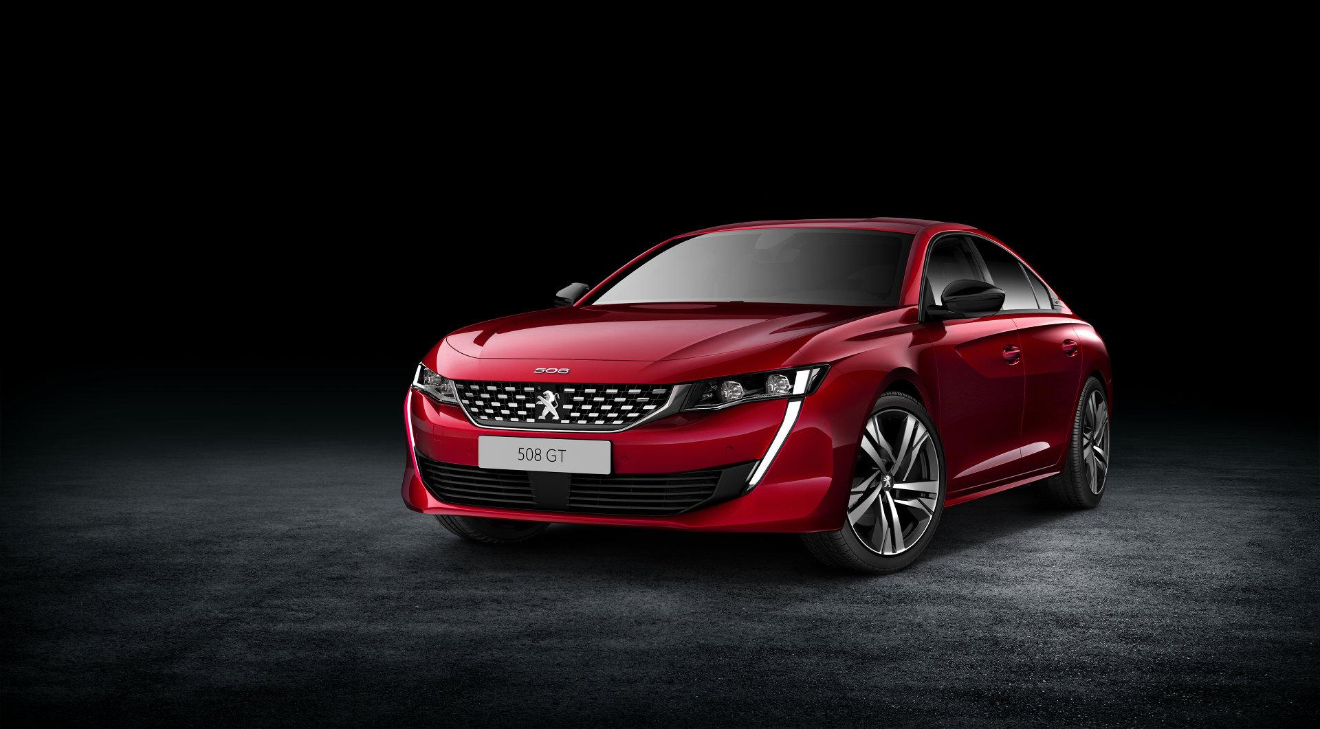 Llega el nuevo Peugeot 508