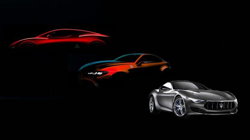 Este es el plan de FCA 2018-2022: vuelven los Alfa Romeo 8C y GTV