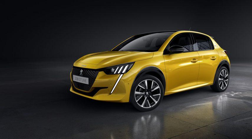 Nuevo Peugeot 208: diésel, gasolina y con versión eléctrica, e-208