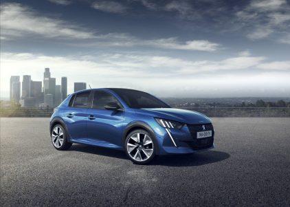 Peugeot 208 2019 36