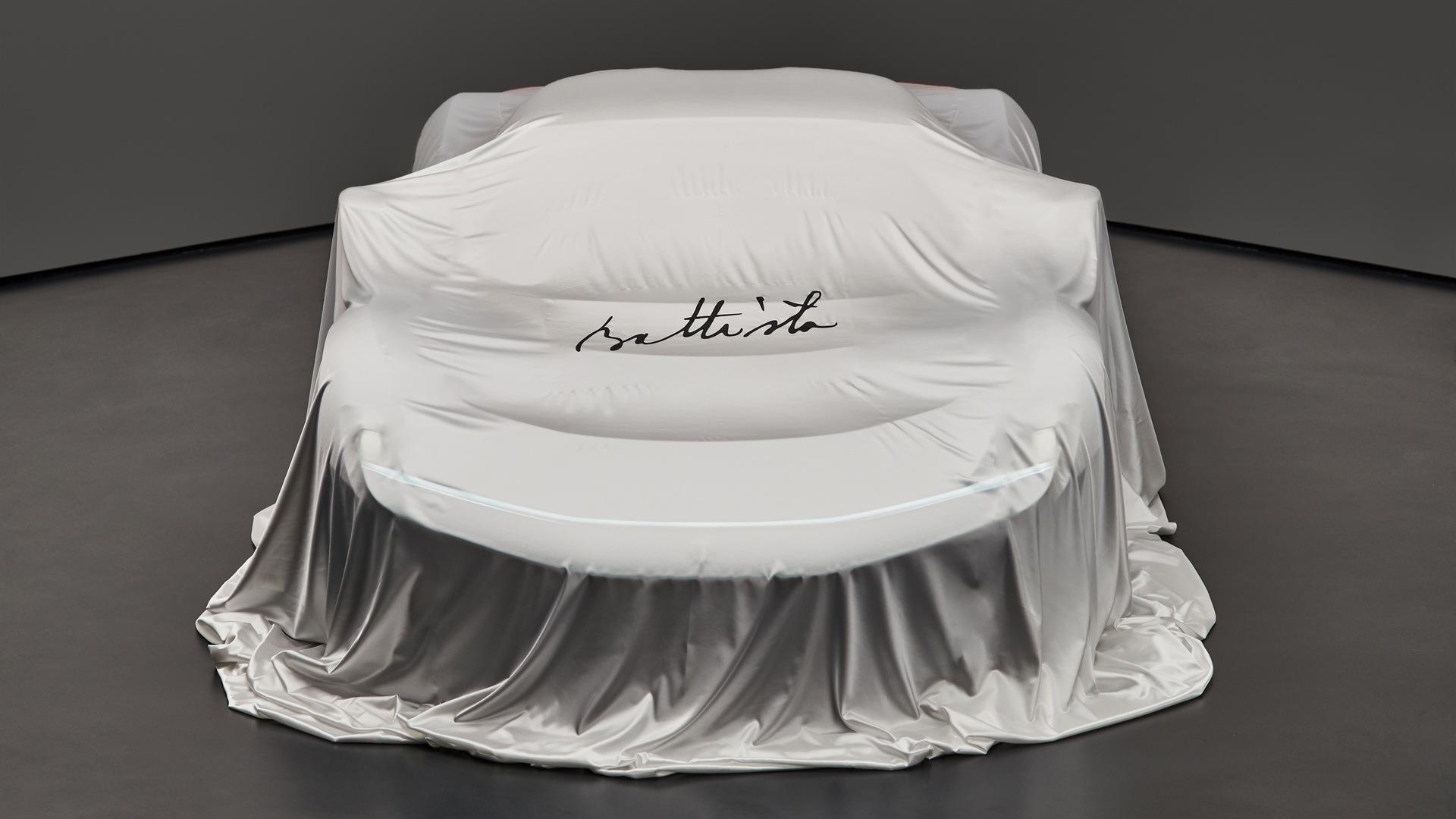 Battista, el nombre del primer coche de Automobili Pininfarina