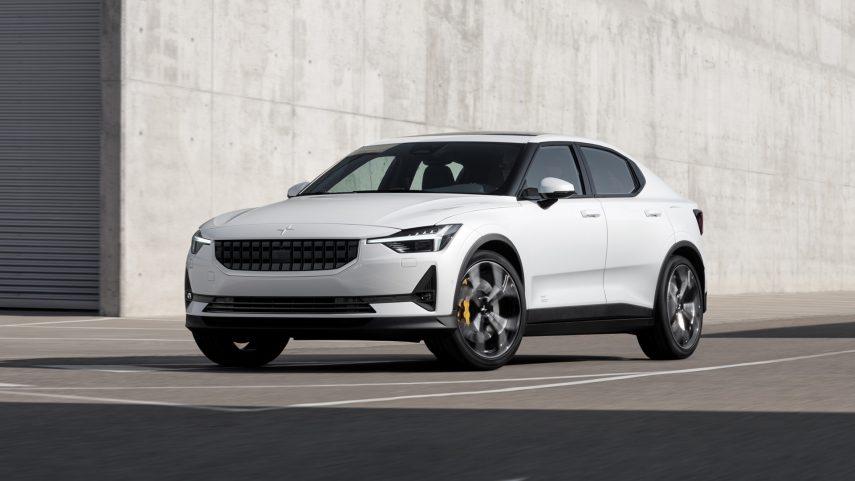 Polestar 2, el eléctrico de lujo de Volvo que no llega a España