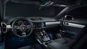Porsche Cayenne Coupe Interior 02