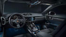 Porsche Cayenne Coupe Interior 03