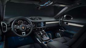 Porsche Cayenne Coupe Interior 04
