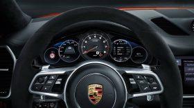 Porsche Cayenne Coupe Interior 05