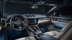 Porsche Cayenne Coupe Interior 06