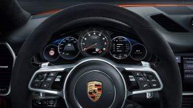 Porsche Cayenne Coupe Interior 07