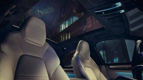 Porsche Cayenne Coupe Interior 11