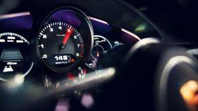 Porsche Cayenne Coupe Interior 15