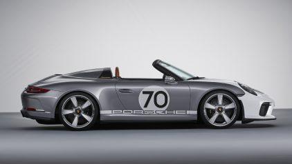 Porsche Speedster Concept 10