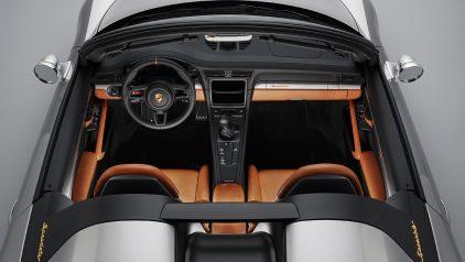 Porsche Speedster Concept 6