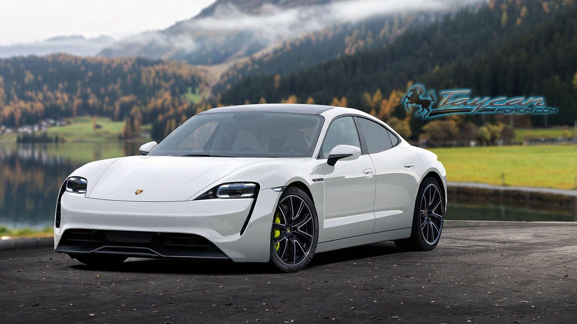 Habrá un Porsche Taycan Turbo, el tope de gama del Taycan