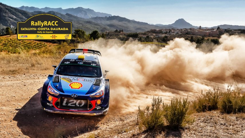 WRC: Rally de Cataluña 2018