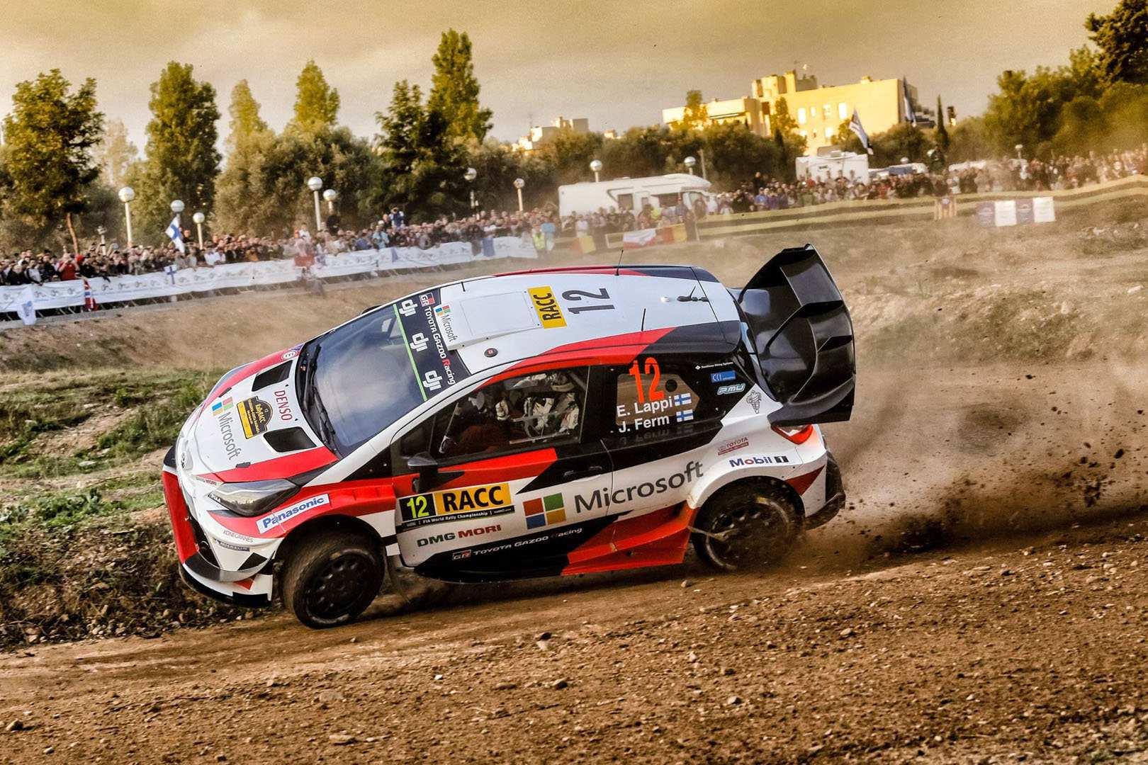 Rally España 2