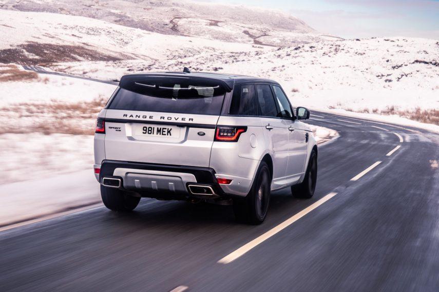 Range Rover Sport HST Dinamico 17