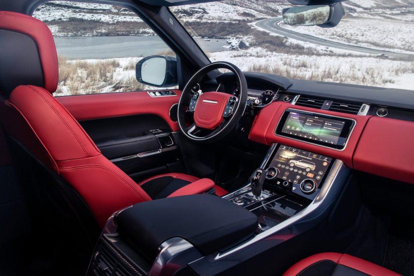 Range Rover Sport HST Interior 3
