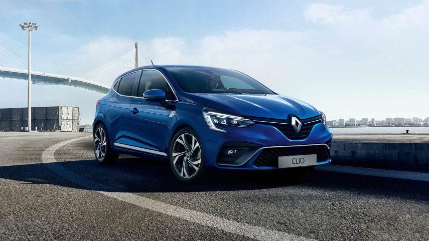 Así será la gama de motores del Renault Clio