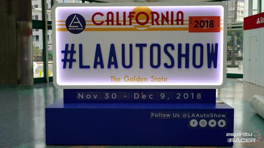 Todas las novedades del Salón de Los Ángeles 2018