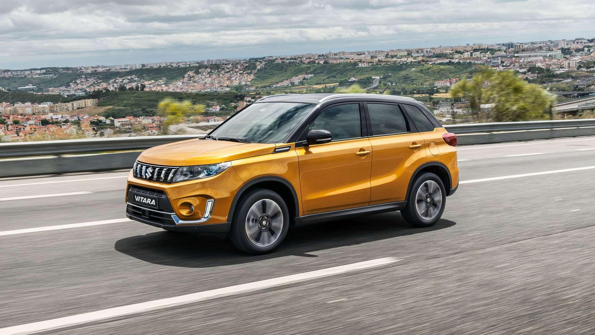 El Suzuki Vitara se actualiza en septiembre