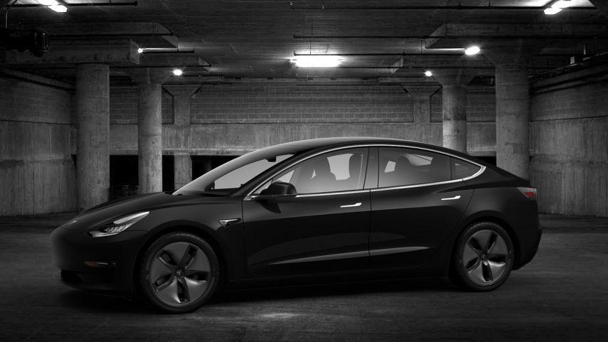 El Tesla Model 3 de 35.000 dólares ya está a la venta en EEUU