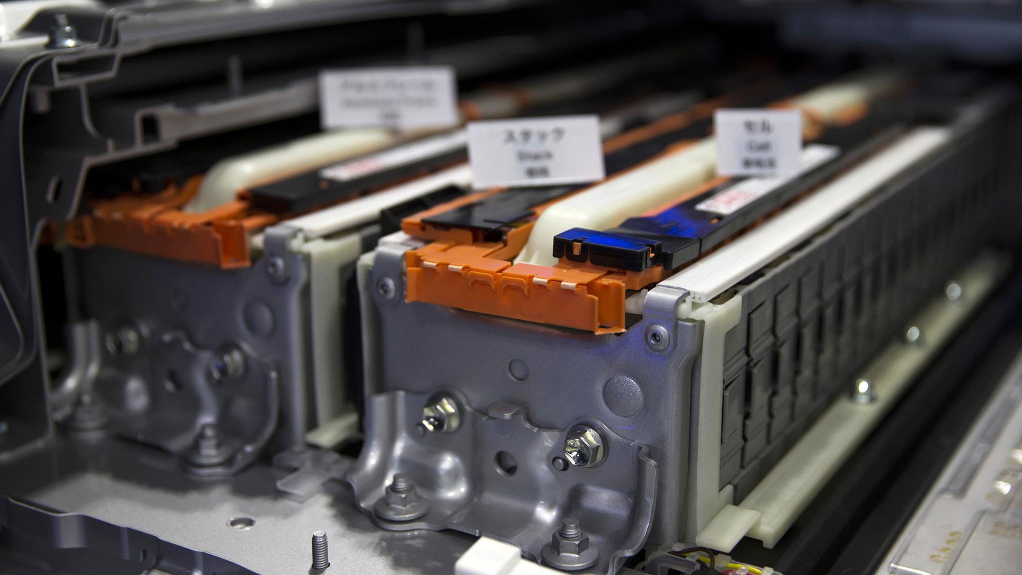 Toyota Battery