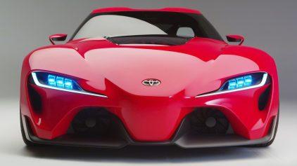 Toyota FT 1 Frente