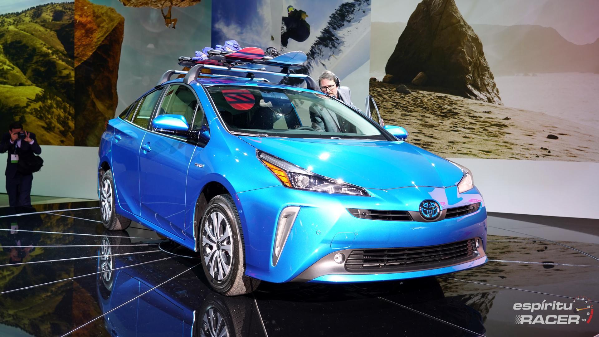 Toyota Prius 2019 4