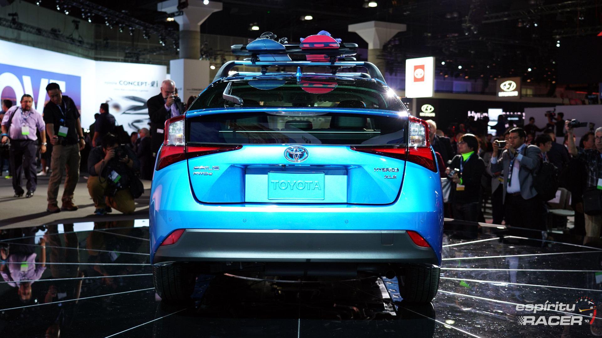 Toyota Prius 2019 7