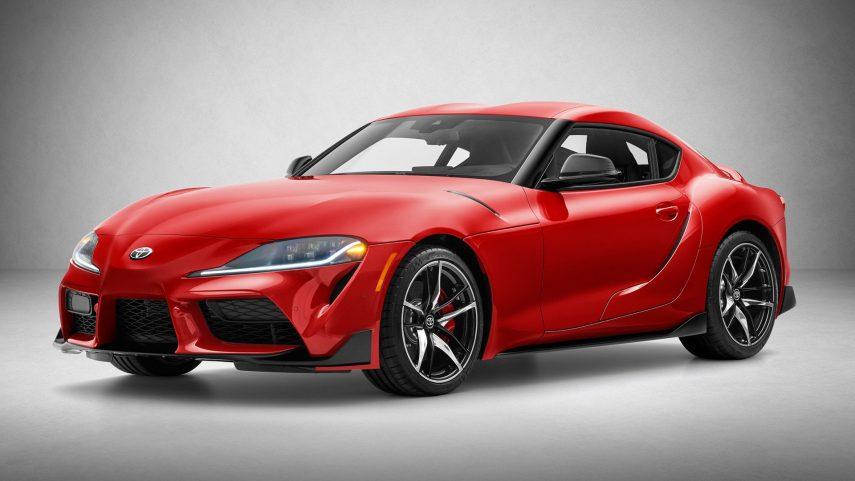 ¿Quieres un nuevo Toyota Supra con cambio manual? Rompe la hucha