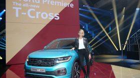 World Premiere Of The New Volkswagen T Cross In Amsterdam