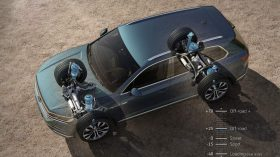 Volkswagen Touareg V3 Chasis 3