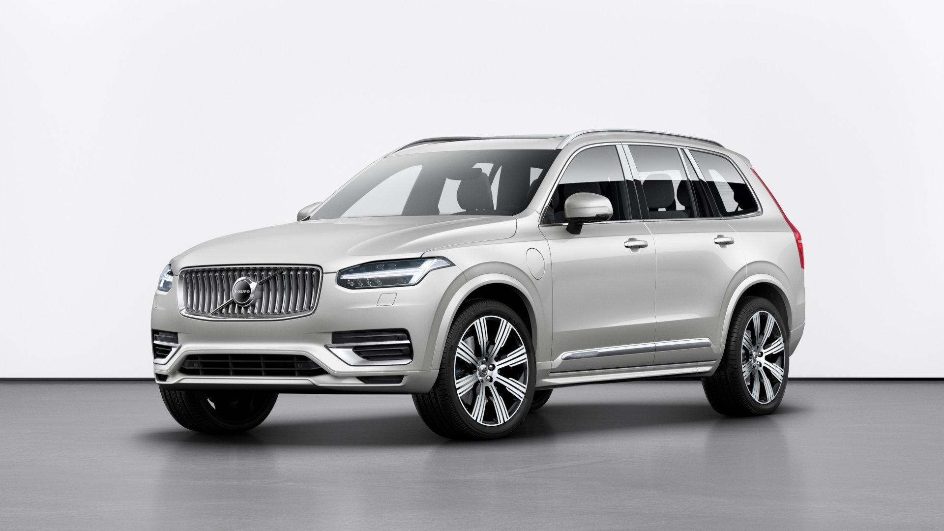 Volvo XC90 2019 25
