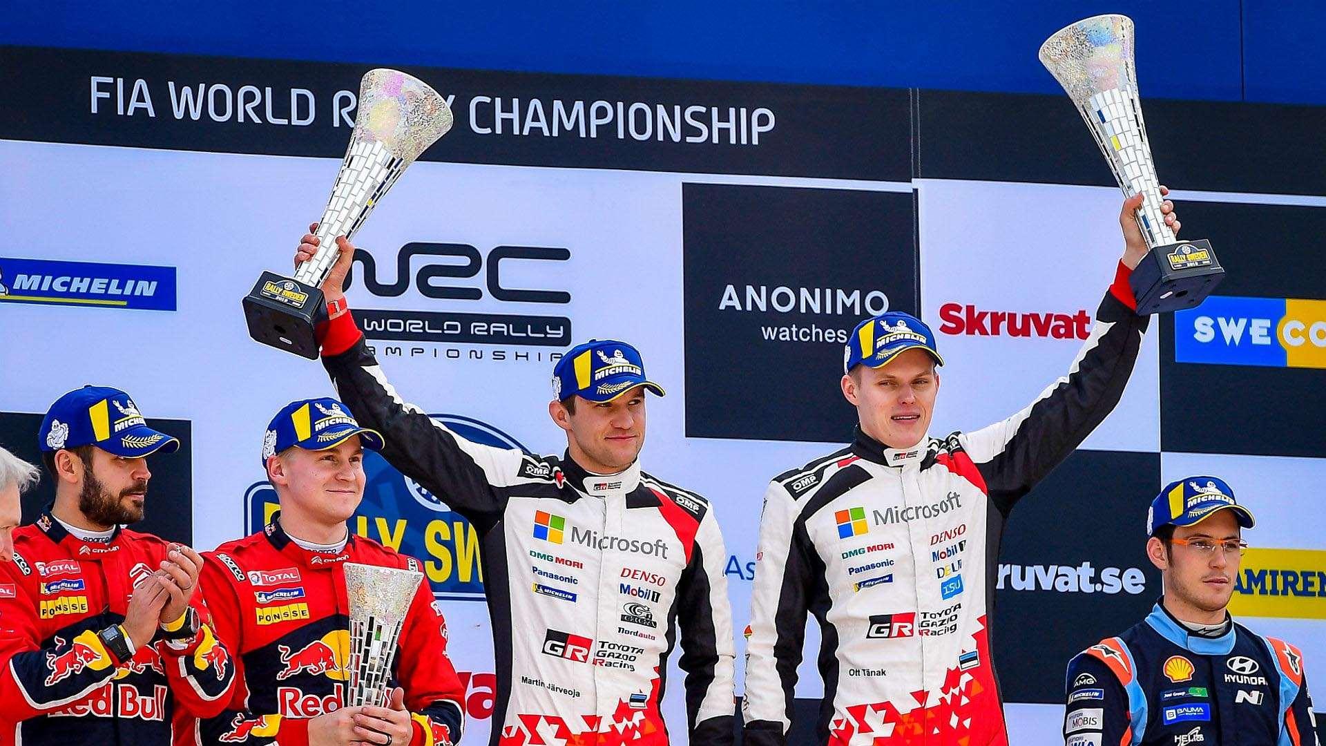 WRC Suecia 2019 1