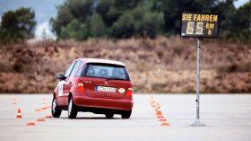 Mercedes Clase A test del Alce