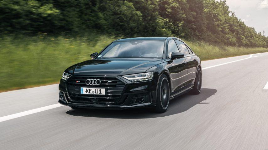 ABT le da algo de motivación extra al Audi S8