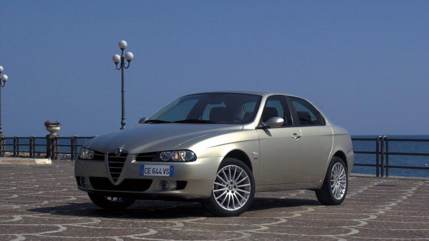 alfa romeo 156 2003 (2)