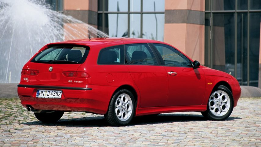 alfa romeo 156 sportwagon 2000 (2)