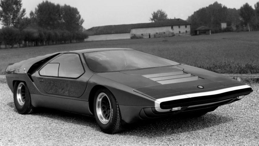 Alfa Romeo Carabo, recuerdos de la niñez