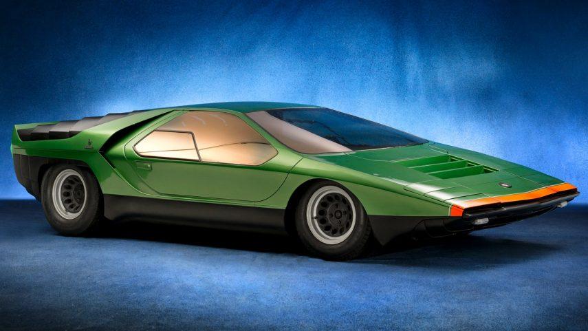 Coche del día: Alfa Romeo 33 Carabo