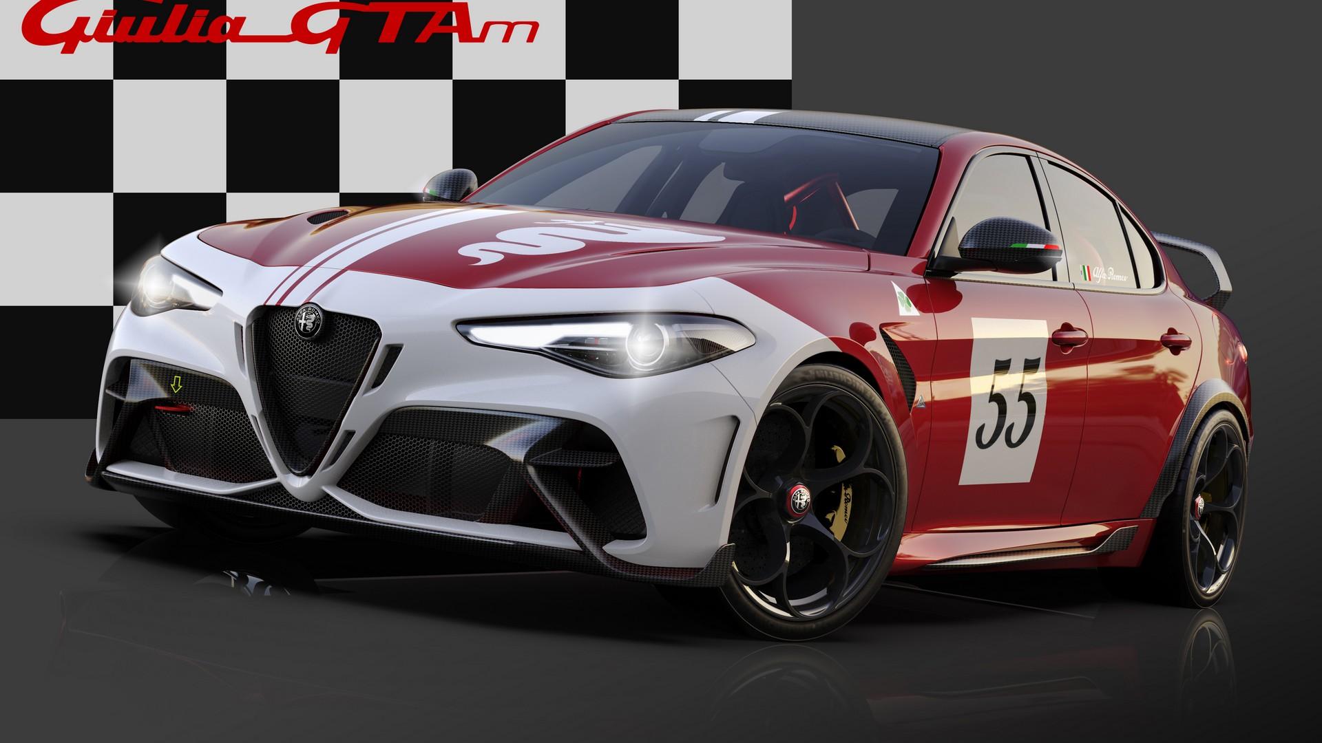 El Alfa Romeo Giulia GTA luce pedigrí con libreas históricas de carreras