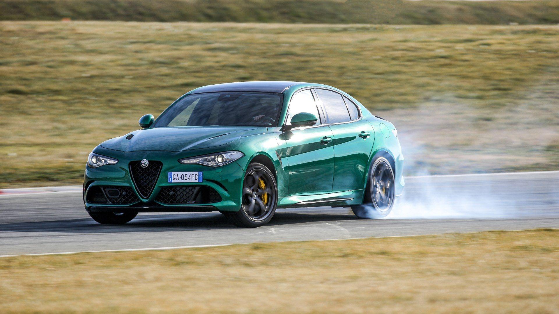 Alfa Romeo se deshará de su magnífica plataforma Giorgio