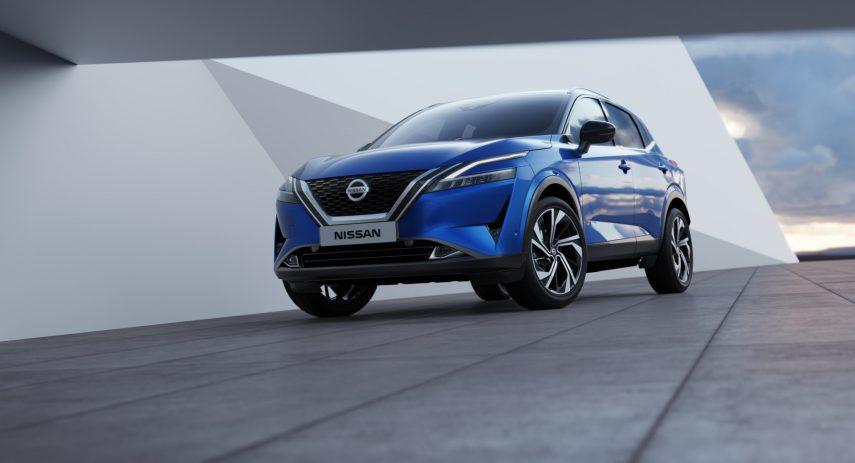All New Nissan Qashqai CGI Exterior 10 source (1)