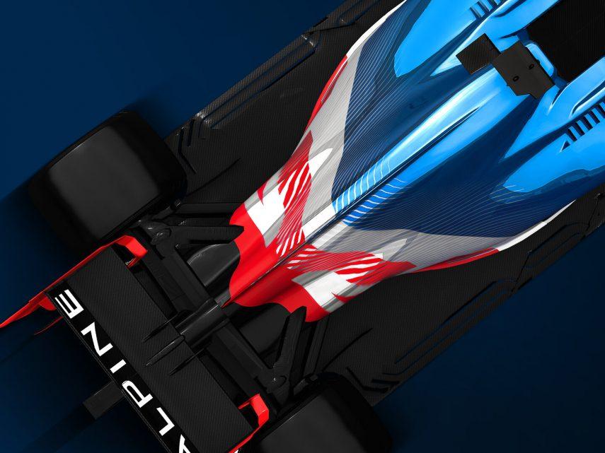 El equipo Renault se llamará Alpine F1 cuando Alonso llegue en 2021