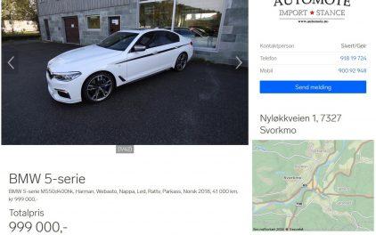Anuncio BMW Real