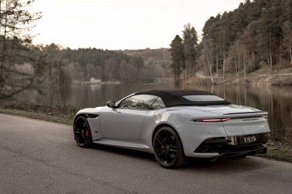 Aston Martin DBS Superleggera Volante 2019 02