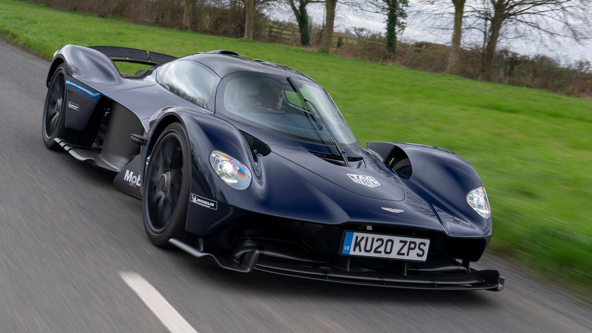 La sombra de la duda planea sobre el desarrollo del Aston Martin Valkyrie