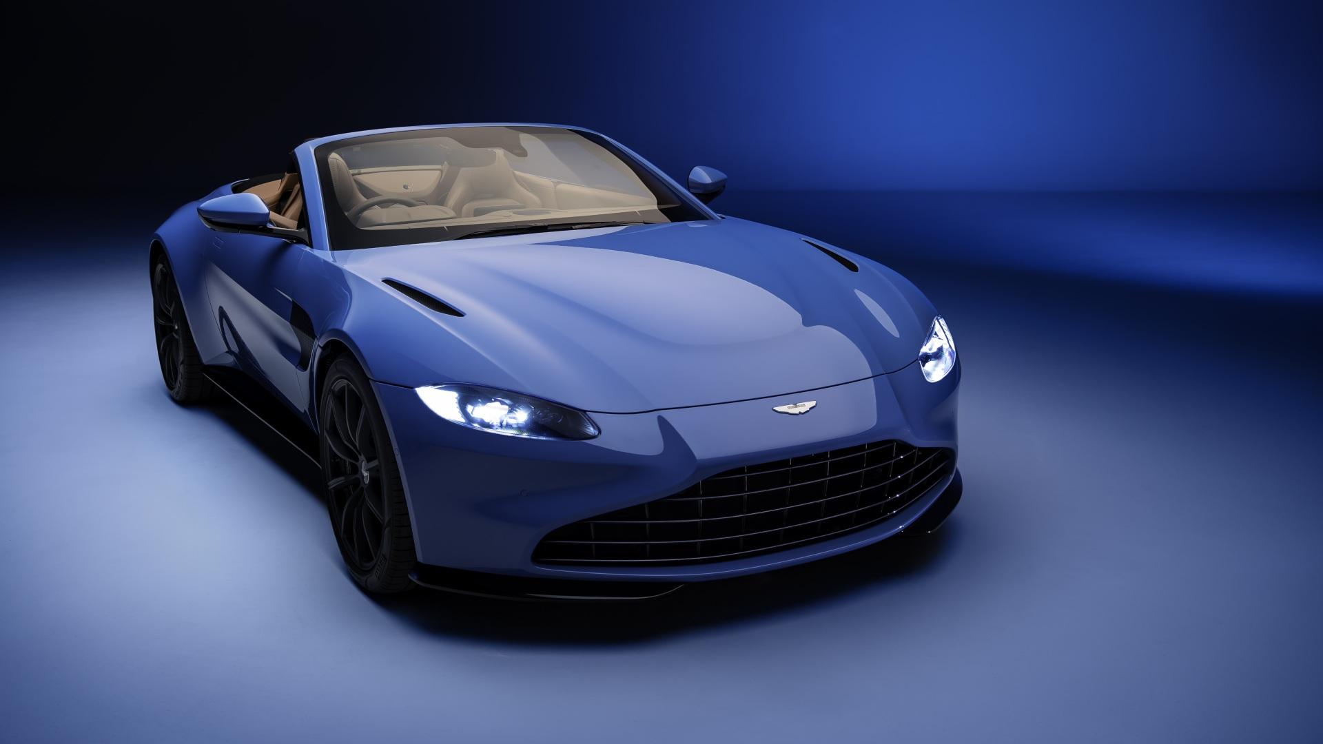 El Aston Martin Vantage Roadster 2020 llega a tiempo para el verano