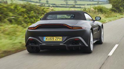 Aston Martin Vantage Volante 1